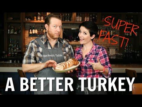 The Tastiest Thanksgiving Turkey