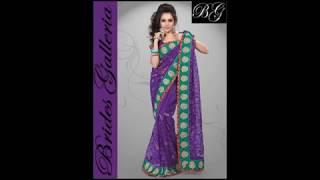 net saree collection Thumbnail