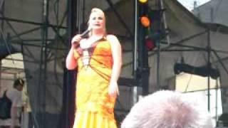 Daphne De Luxe auf dem CSD in München