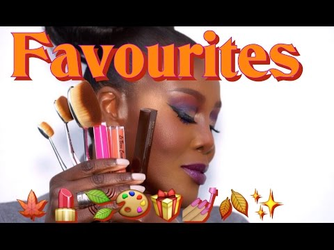 SEPTEMBER FAVOURITES - ARTIS ELITE BRUSHES, MAC COSMETICS & MORE!