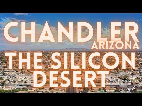 "Chandler Arizona City Tour 2021 ""Tech Hub of Phoenix"""