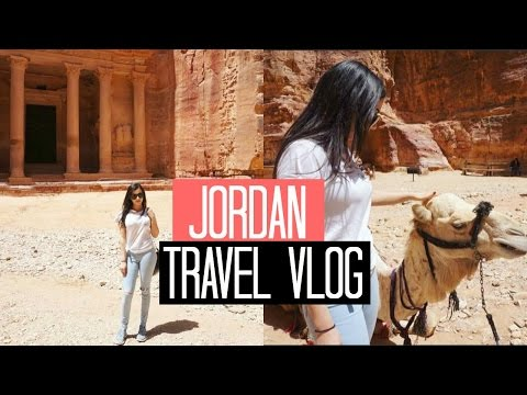 Jordan Travel Vlog | Middle Eastern Adventures