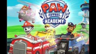 Game Paw Patrol: Academy Игра Щенячий Патруль: Академия Щенков