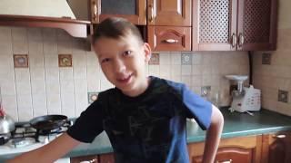 Мое первое видео  Как приготовить кекс в микроволновке?