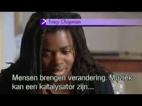 Tracy Chapman Interview