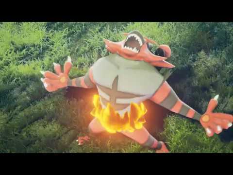 Unreal Engine 4 4141 Pokemon Sun Amp Moon Animations
