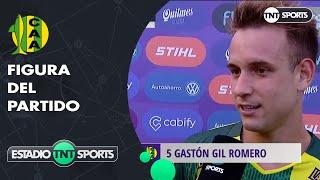 """Gastón Gil Romero: """"Tenemos que correr así para poder igualar al resto"""""""