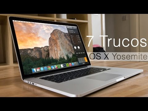 7 trucos que debes conocer de OS X Yosemite