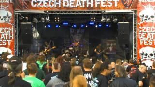 Kryptor at Czech Death Fest 2015