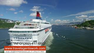 Become a Home Based Travel Agent Cruise Specialist