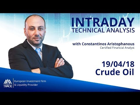 Intraday Technical Analysis: 19/04/18 Crude Oil