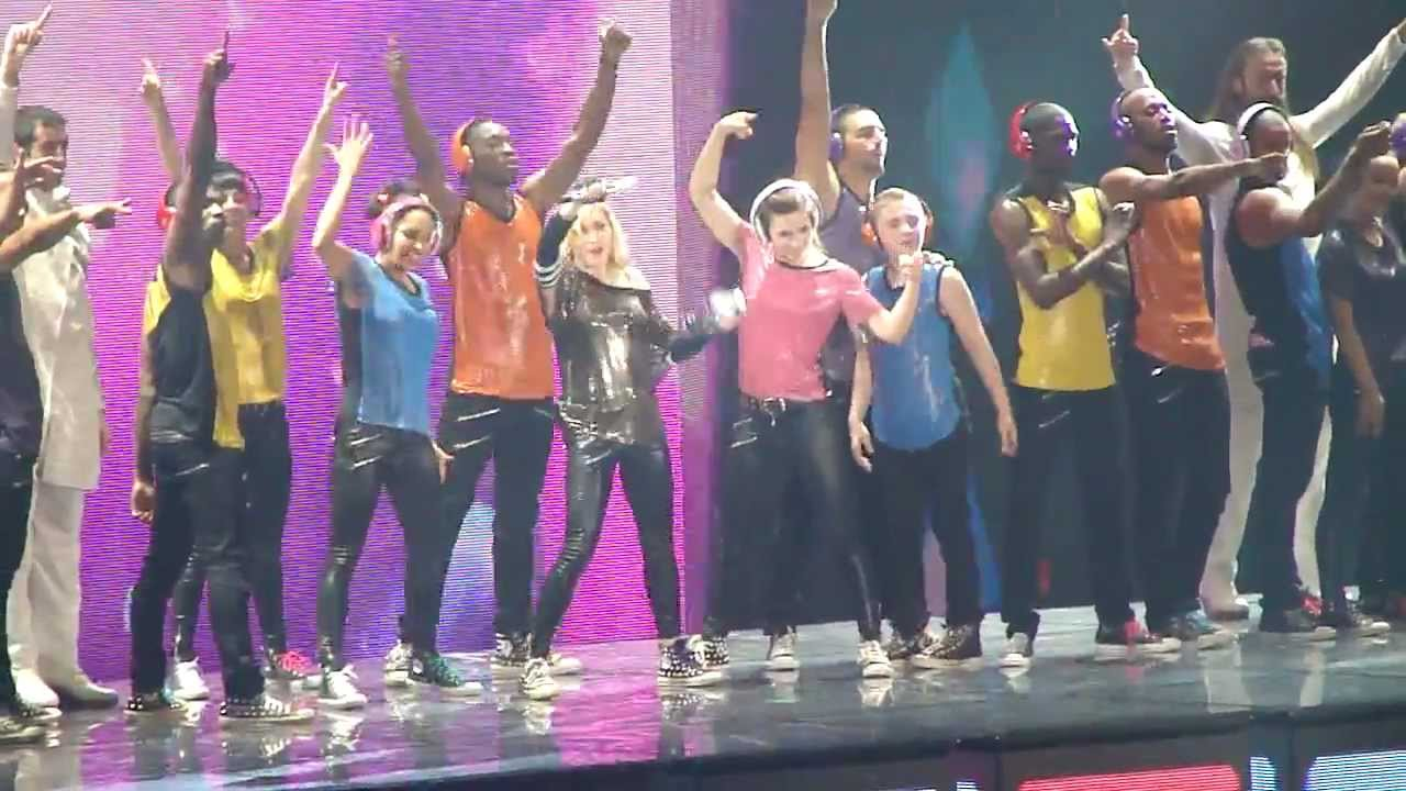 Madonna Köln Lanxess Arena