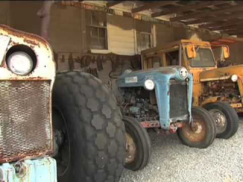 Amazing Antique Tractors, Cars and Trucks Collection