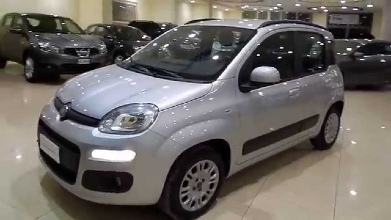 fiat panda 69cv lounge anno 2013 usata aziendale semestrale matera bari potenza youtube. Black Bedroom Furniture Sets. Home Design Ideas