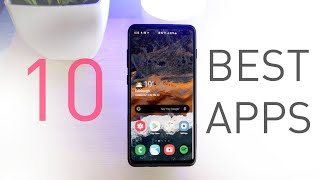 Top 10 Android Apps August 2019