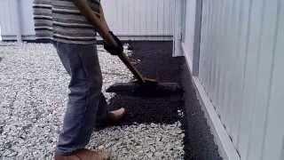 видео Как правильно уложить асфальт во дворе. Как правильно уложить. KakPravilno-Sdelat.ru