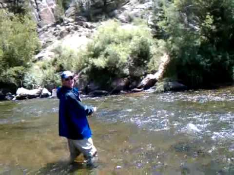 Trout Fishing 17 July 2010 South Platte Colorado 11