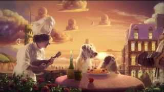 Sky Movies Disney HD UK - Long New Ident 2014