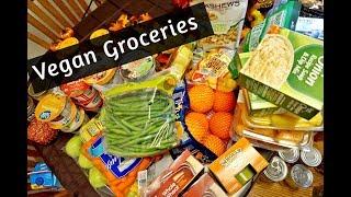Vegan Grocery Haul! Walmart!