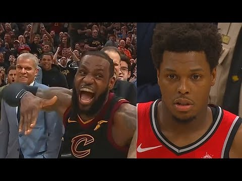 LeBron James Shocks The Cavaliers Crowd With Game Winner vs Raptors! Cavaliers vs Raptors Game 3