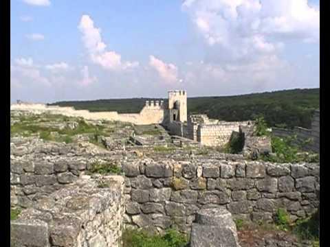 Shumen Fortress in Bulgaria