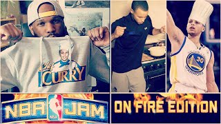 STEPH CURRY SO MANY 3