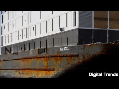 Google Clarifies: Mystery Barges Are 'Learning Centers'