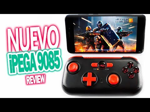 iPega 9085 REVIEW | Gamepad Android/Windows/Nintendo Switch