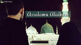 Jumma Mubarak Islamic Whatsapp Status Video
