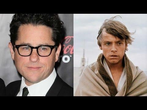 J.J. Abrams To Direct 'Star Wars Episode 8 & 9'?