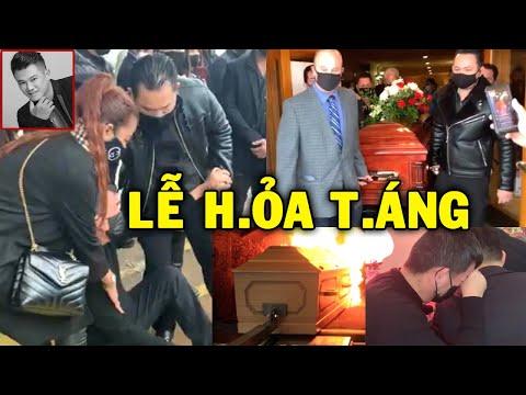 🔴Toàn Cảnh L,ễ H,ỏa T,a'nq CS Vân Quang Long - Dàn Sao Hải Ngoại Kho'c Ngh,ẹn Từ Biệt Cố Nghệ Sĩ