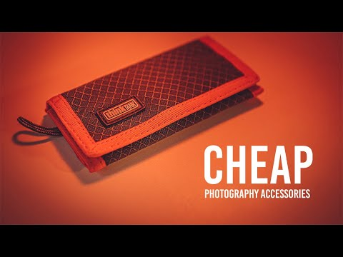 10 Cheap Things To TAKE BETTER PHOTOS Now!