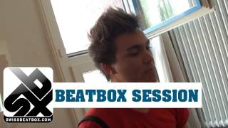 Krnfx, Alem, Babeli & Skiller at Swiss Beatbox Convention