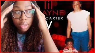 LIL WAYNE- THA CARTER V *FULL ALBUM REACTION/REVIEW*