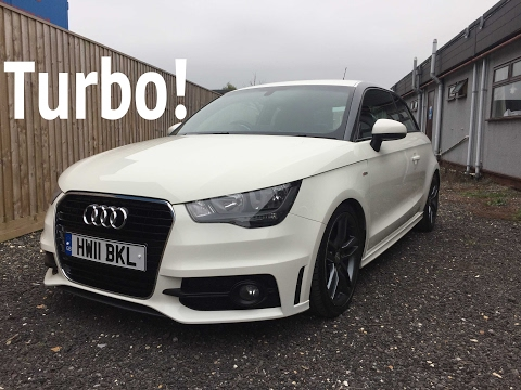 TURBO A1? | Audi A1 1.4 Turbo S-line Review