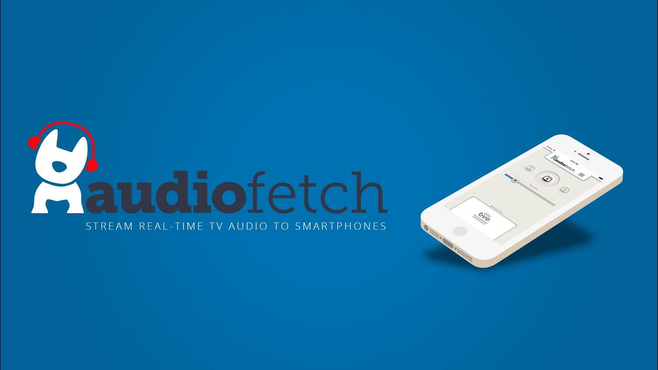 Stream Audio Over WiFi for Churches, Fitness, Bars, Tours & More
