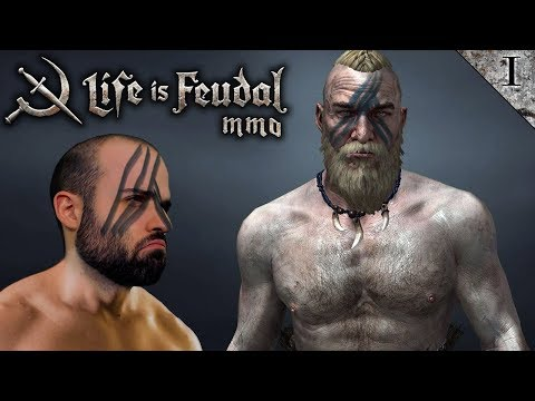 PRIMEROS PASOS | LIFE IS FEUDAL Gameplay Español