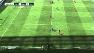 FIFA13-FIRST GAMEPLAY ONLINE