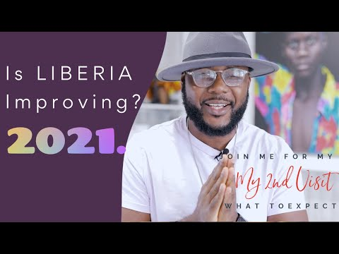 IS LIBERIA IMPROVING ? ( My 2nd Visit to LIBERIA ) 2020 vs 2021 - EP 17
