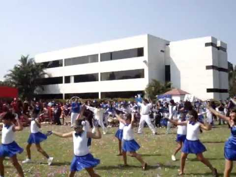 Hiram Bingham School Sports day Churchill parade