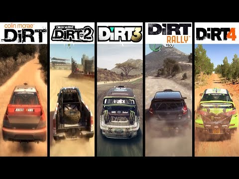project cars 2 vs dirt 4 rallycross gameplay comparis doovi. Black Bedroom Furniture Sets. Home Design Ideas
