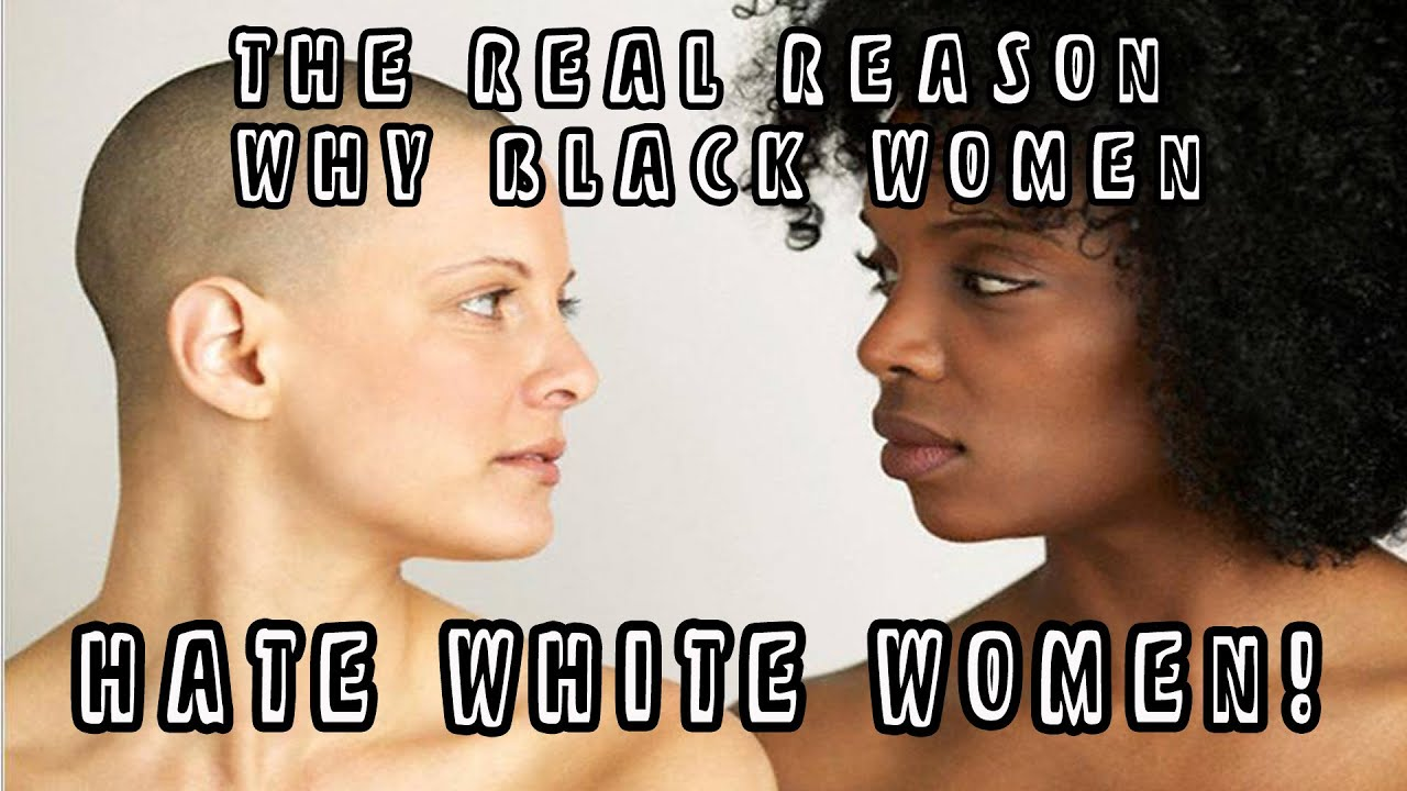 Why black men date white women