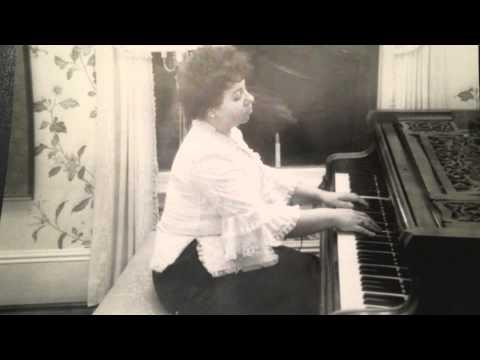 Nina Lelchuk - Rachmaninov Rhapsody on a Theme of Paganini 1/2
