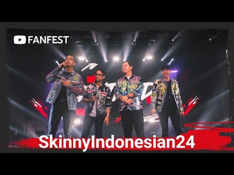 SkinnyIndonesian24 feat. Tim2One at YouTube FanFest Jakarta 2019