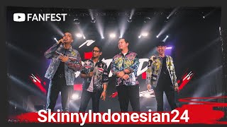 SkinnyIndonesian24 feat. Tim2One at YouTube FanFest Jakarta 2019