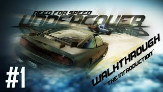 Need for Speed: Undercover (PC) | Walkthrough Part #1 - The Introduction [HD 60FPS]