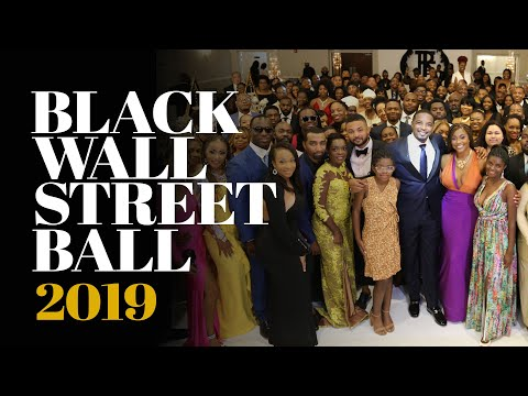 The 3rd Annual Black Wall Street Ball| A Night Of Black Excellence (2019)