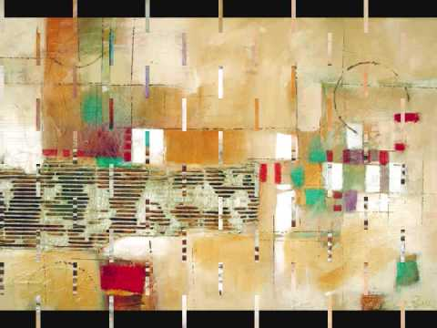 Original Abstract Contemporary Modern Fine Art Paintings by Filomena de Andrade Booth