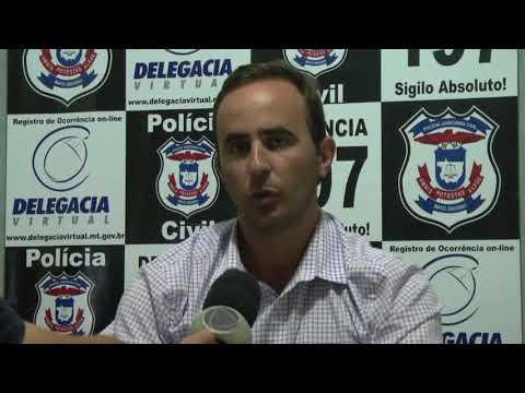PJC de Confresa cumpre prisão contra suspeito de associação criminosa em Ribeirão Cascalheira