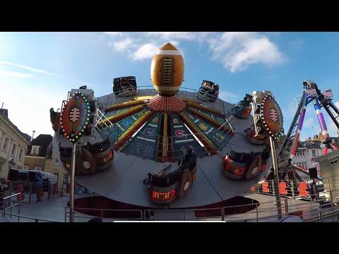 Northampton St Crispin Fair vlog 2018 - October 25th